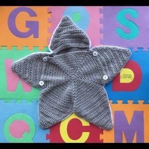 Other Crochet Baby Bunting Poshmark
